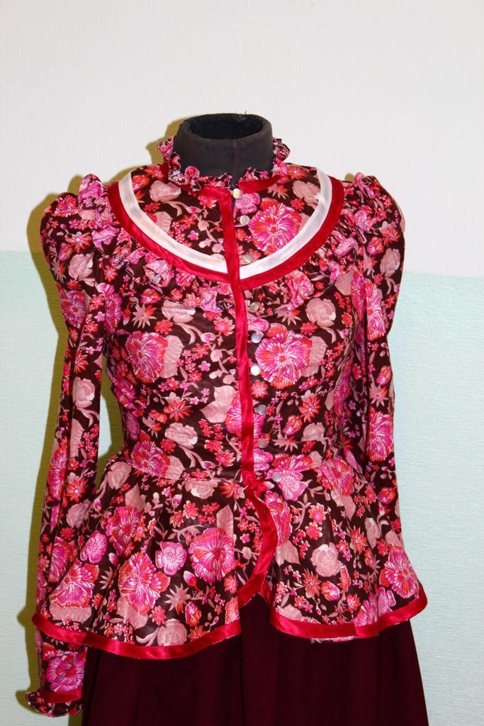 Блузки Из Шитья В Волгограде
